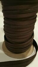 Invisible Zipper #3 Nylon Brown By the Yard apparel home decor sewing