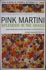 Pink Martini Album Poster Splendor In The Grass (Version 2)