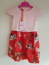 Ted Baker Baby Girls Floral Dress. 18-24 Months. Designer. Rrp £32.00