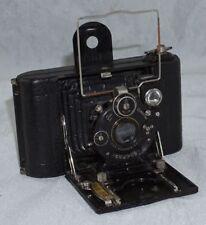 Ica Icarette Camera w/ Tessar f4.5 7.5cm Lens Sands, Hunter & Co London