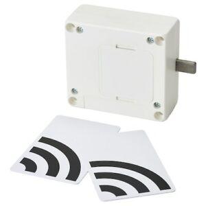 IKEA NFC Schlos Schrankschloss Garderobenschloss Schubladenschloss Kartenschloss