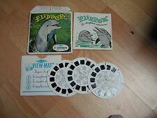 VIEW MASTER FLIPPER DOLPHIN IN LOVE French edition