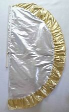 Silver/Gold  Angel's Wing Flag with Pole - Christian Worship Dance