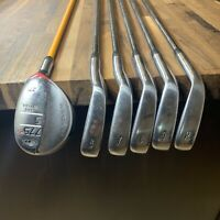 Women's Wishon Golf 771 CSi Iron Set 6-PW & 5 Hybrid 775 Ladies-Flex Graphite RH