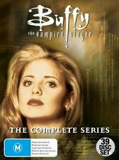 Buffy The Vampire Slayer Seasons 1 - 7 DVD R4
