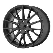 18x8 American Racing Ar904 Satin Black Wheel 5x455x45 45mm