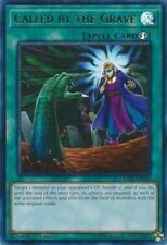 *** CALLED BY THE GRAVE *** ULTRA RARE DUDE-EN044 (NM) YUGIOH!