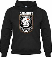 HOODIE CALL OF DUTY NEW Black OPS 4 VIDEO game PS4 XBOX ONE KIDS MEN'S PULLOVER