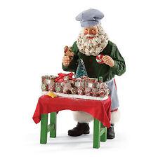 Department 56 Possible Dreams Gingerbread Express Train Santa 4046902  New 2016