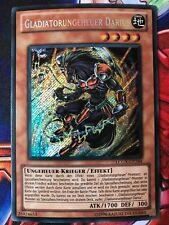 Gladiator Beast Darius LCGX-EN244 Secret Rare PACK FRESH MINT CHEAP YUGIOH CARD