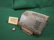 1946 47 48 Lincoln Zephyr/Continental radio and knob