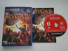 RYGAR THE LEGENDARY ADVENTURE COMPLETO PLAYSTATION 2 PAL ESPAÑA PS2