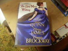 The Lady Most Willing by C Brockway, J Quinn and E James (2012, Paperback)  r