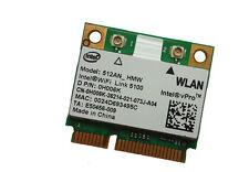 512AN_HMW Intel WiFi Link 5100AGN Half Size Mini PCIE Wireless WIFI Card