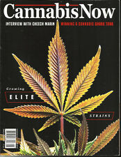 CANNABIS NOW MAGAZINE,  GROWING ELITE   AUGUST / SEPTEMBER,, 2018  ISSUE, 32