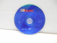 The Professional Dvd Movie No Case Jean Reno Natalie Portman Assassin Film