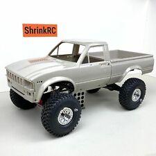 ShrinkRC Body Mounts for RC4WD Mojave II 2 door on Axial SCX10ii