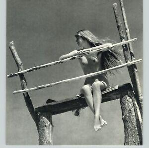 1960s 1973 Gerhard Vetter Female Nude Beautiful View Art Photogravure 16x20