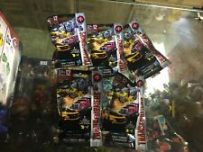 5 x Transformers 5 el último caballero-Tiny Turbo cambiadores solo ciego Bolsas