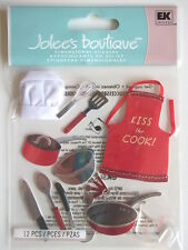 Jolee's Boutique Pegatinas-Cooking Chef
