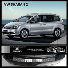 Ladekantenschutz Edelstahl V2A für VW SHARAN 2