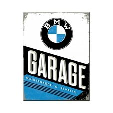 BMW Garage Kühlschrankmagnet Fridge Refrigerator Magnet 6 x 8 cm