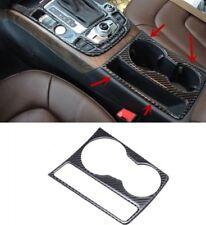Audi a5 RS s line TDI carbon marco de cobertura consola central a partir del año 2009