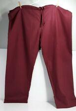 Unisex Men/Women Uniform Works Plus Size Scrub Pants Uniform Medical Hospital