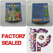 Cricket A Soundware Game for the Commodore Amiga Computer Sealed