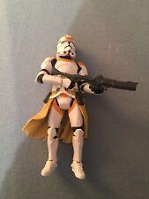 "Star Wars Clone Trooper Lieutenant (Legacy Comic Routine Valor) 3.75"" Figure"