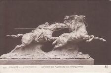 A4247) WW ITALO TURCA, LANCIERI DI FIRENZE IN TRIPOLITANIA.