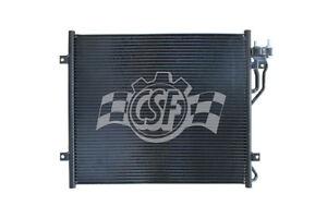 A/C Condenser-Aluminum Parallel Flow CSF 10405 fits 02-05 Jeep Liberty 3.7L-V6