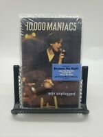 MTV Unplugged by 10,000 Maniacs Cassette 1993 Elektra Brand New Sealed