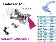 Einfasser a10, fermée d'arêtes, lavement-à fini largeur au choix!!!