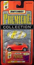 Matchbox World Class Series 16 Premiere Drop Tops Collection Plymouth Prowler