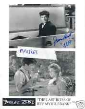 James Best The Twilight Zone Autographed Signed 8x10 Photo #2 COA DECEASED