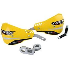 "Tusk D Flex Pro Handguards 7/8"" Bars Yellow Motorcycle Dirt Bike Hand Guards"