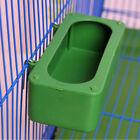 Bird Food Box Splash Splash-proof Pet Supplies New Parrot Food Trough Hanging CF