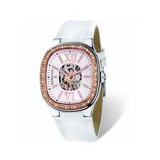 Morellato Orologio Watch Uhr Classy Automatico Movimento Vista SZ6019 Bianco New