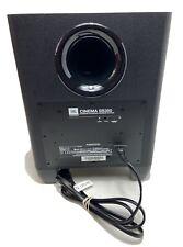 New listing Jbl Sb350 Cinema Wireless Subwoofer Only Black