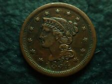 1854, 1 Cent,   U.S.A. , Free shipping in Canada, For your collection ?