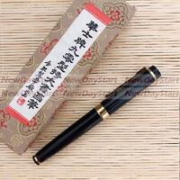 Long Stock Rare Vintage CHINA HUASHI 90 Fountain Pens Oversize Pen Have Box