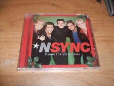 Home for Christmas by NSYNC (Music CD, Sep-2001, RCA) Under My Tree Teen Pop NEW