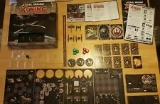 Fantasy Flight Games Star Wars X-Wing Miniatures Game Core Set + Interceptor