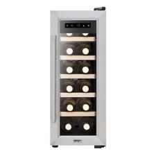 Baridi 12 Bottle Wine Cooler Fridge, Low Energy A | Refurbished Grade A |
