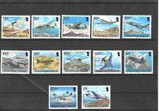 Ascension 2013 Aircraft Definitives  MNH/UMM
