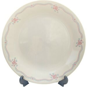 CORELLE Dinner Plate English Breakfast by CORNING Ware 1994 Discontinued Vintage