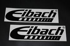 Eibach Aufkleber Sticker Decal Kleber Bapperl Autocollant Federn Fahrwerk Auto s