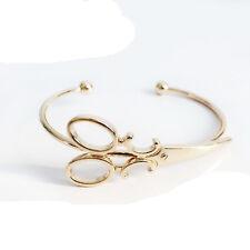 Scissors Adjustable Bangles Bracelets For Women Jewelry Fashion Design