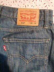 Jeans Levi's 514 W30 L32